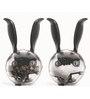 Chefn Mini Magnetic Set - Black Handles/Black Pads