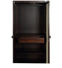 Chequers Two Door Wardrobe in Walnut Finish by Godrej Interio