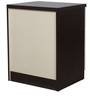 Chest of Three Drawers in White Colour by Penache Furnishings