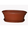 Chhajed Garden Window Planters Plastic Pot - Set of Four