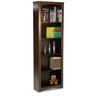 Chika Book Shelf cum Filing Cabinet In Wenge Finish by Mintwud