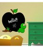 Chipakk Poly Vinyl Caterpillar Chalkboard Wall Sticker & Decal