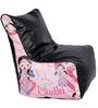 Chota Bheem - Chutki Theme Bean Bag Chair Cover in Multi Colour by Orka