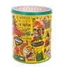 Chumbak Made In India Cylindrical 1 L Tin
