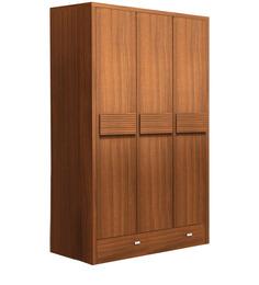 Ciara Three Door Wardrobe by Spacewood
