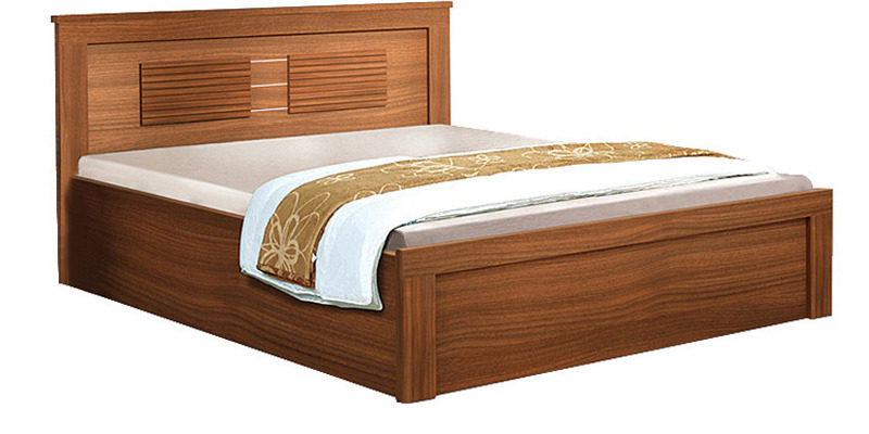 Buy Ciara King Size Bed With Storage By Spacewood Online