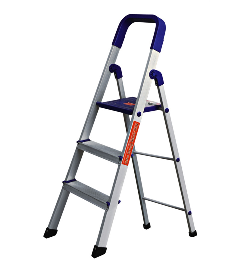 Cipla Plast Folding Ladder 3 Steps By Cipla Plast Online