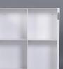 Cipla Plast Whites Plastic Bath Storage 1 Pc
