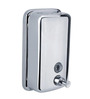 Cipla Plast Glossy Stainless Steel Soap Dispenser (Model No: CP-LD-800)