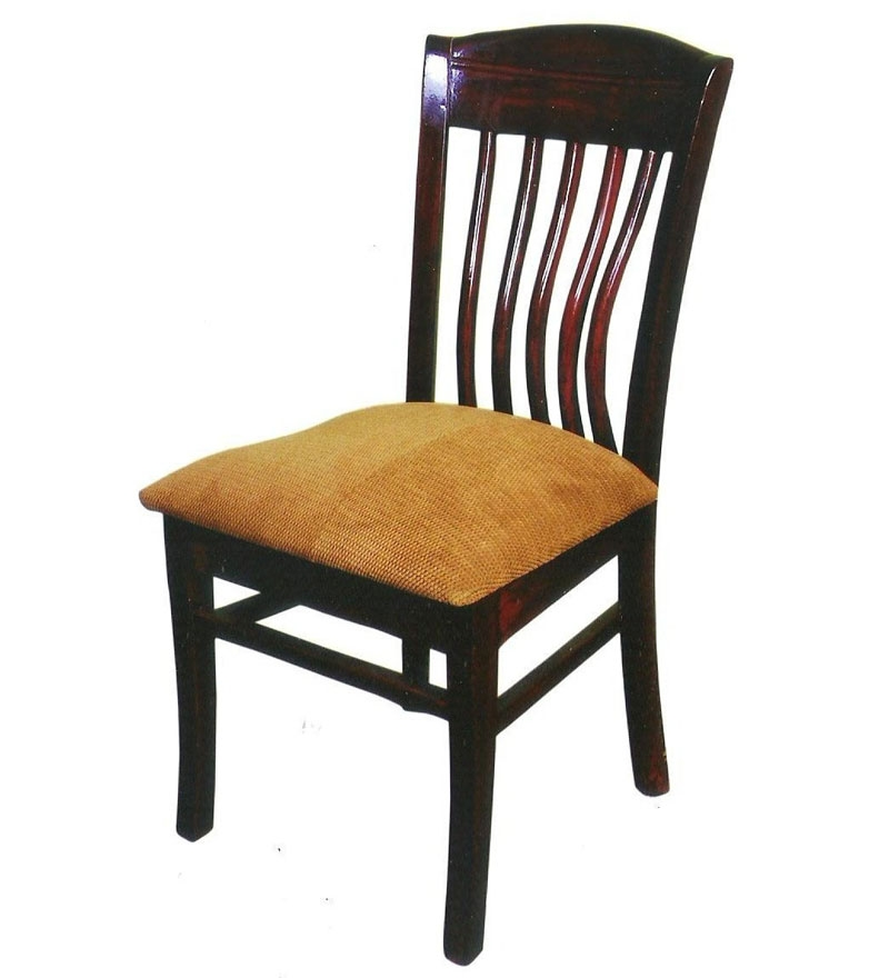 Classic Teak Wood Dining Chair By Komfort Furnishers