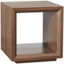 Clappy Cube Side Table in Natural Colour by Asian Arts