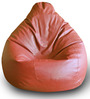 Classic Bean Bag (Cover Only) XXL size in Tan Colour by Style Homez