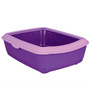 ABK Imports Classic Cat Litter Tray with Rim, 15
