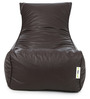 Classic Lounger Filled with Beans in Brown Colour by Can