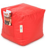 Classic Puffy Cover without Beans in Red Colour by Can