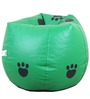 Tiny Paws Bean Bag Cover in Multi Colour by Orka