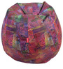 Dhoom 3 Mascot Theme Bean Bag Cover in Multi Colour by Orka