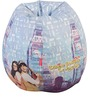 DDLJ Theme Filled Bean Bag in Multi Colour by Orka