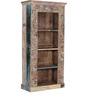 Tisha Book Shelf in Distress Finish by Bohemiana