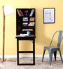 Savannah Wall Mounted Study & Laptop Table in Provincial Teak Finish by Woodsworth