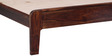 Colfax Queen Size Bed in Provincial Teak Finish by Woodsworth