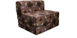 Comfort Trifold Sofa cum Bed in Multicolor by RVF