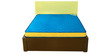 Cool Bond 5 inch Thick Reversible Orthopaedic Coir Queen Mattress by Nilkamal