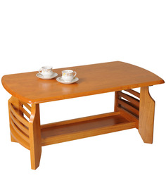 Comfort Coffee Table in Maple Finish by Royal Oak