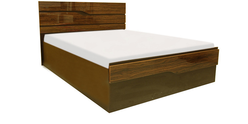Cosmo King Size Bed With Storage by Evok