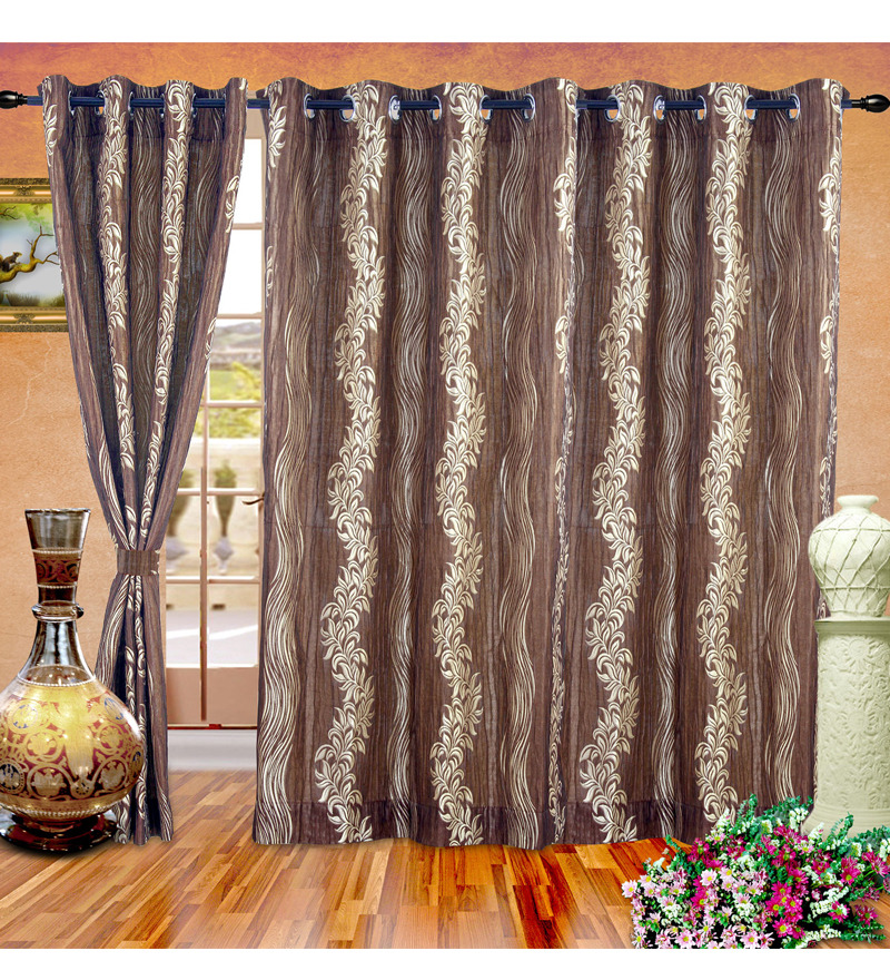 8 foot long curtains