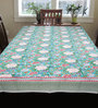 Cocobee Multicolour Cotton Table Cloth (Model No: TCJ138)