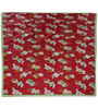 Cocobee Printed  Kids Quilt in Maroon Colour