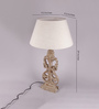 Codrington Table Lamp in Natural by Amberville
