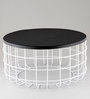 Coffee Table in Black Colour by Indecrafts