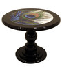 Coffee Table in Black Colour by Lakkarhara
