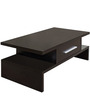 Coffee Table in Wenge Finish by Exclusive Furniture