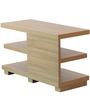 Saki Coffee Table in Karella Pine Finish by Mintwud
