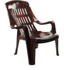 Comfort Sit Back Chair Set of Two in Rose Wood colour by Cello