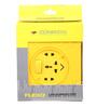 Cona Smyle Flexo Yellow 4.5 Meters 2-Pin Extension Cord