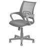 Concept Ergonomic Revolving Chair in Black Colour by Nilkamal