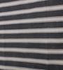 Contrast Living Multicolour Cotton 117 x 78 Inch Stripe Punja Dhurrie