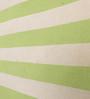 Contrast Living Multicolour Cotton 60 x 36 Inch Stripe Shuttle Geometric Area Rug