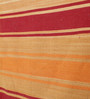 Contrast Living Multicolour Jute 72 x 48 Inch Printed Hand Woven Dhurrie