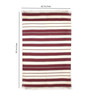 Contrast Living Multicolour Wool & Cotton 90 x 62 Inch Modern Area Rug
