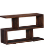 Rosendale Book Shelf in Provincial Teak Finish by Woodsworth