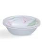 Corelle Asia Elegant City White and Yellow Vitrelle Glass 1L Serving Bowl Set