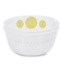 Corelle India Collection Spiral 2 Pcs Free Curry Bowl