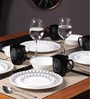 Corelle India Impressions 16-Piece Dinner Set