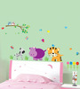 Cortina PVC Vinyl Animal Theme Wall Sticker