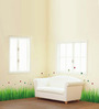 Cortina Multicolour PVC Vinyl Nature Theme Wall Sticker